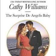 REVIEW: The Surprise De Angelis Baby by Cathy Williams