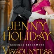 REVIEW: Viscountess of Vice by Jenny Holiday