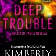 Spotlight & Giveaway: Deep Trouble by Kimberly Kincaid