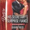 Spotlight & Giveaway: His Secretary's Surprise Fiancé by Joanne Rock