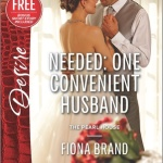 REVIEW: Needed: One Convenient Husband by Fiona Brand