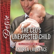 REVIEW: The CEO's Unexpected Child by Andrea Laurence