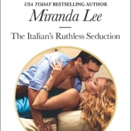 REVIEW: The Italian's Ruthless Seduction  by Miranda Lee