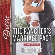 REVIEW: The Rancher's Marriage Pact by Kristi Gold