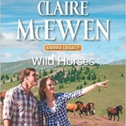 Spotlight & Giveaway: Wild Horses by Claire McEwen