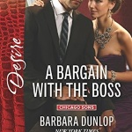 REVIEW: A Bargain with the Boss by Barbara Dunlop