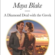 REVIEW: A Diamond Deal with the Greek by Maya Blake