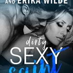 REVIEW: Dirty Sexy Saint by Carly Phillips and Erika Wilde