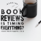 ionR: Reading Book Reviews!
