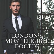 REVIEW: London's Most Eligible Doctor by Annie O'Neil