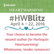 #HWBlitz: Harlequin Heartwarming editorial submission blitz