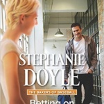 REVIEW: Betting on the Rookie by Stephanie Doyle