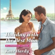 REVIEW: Holiday with the Billionaire by Kate Hardy