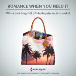 "#Giveaway: A ""Dirty Ballerina"" Beach Bag Filled with 24 Harlequin Series Titles!"