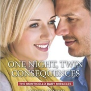 REVIEW: One Night, Twin Consequences by Annie O'Neil