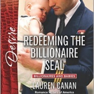REVIEW: Redeeming the Billionaire SEAL by Lauren Canan