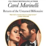 REVIEW: Return of the Untamed Billionaire by Carol Marinelli