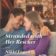 REVIEW: Stranded with Her Rescuer by Nikki Logan