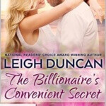 REVIEW: The Billionaire's Convenient Secret by Leigh Duncan
