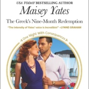 REVIEW: The Greek's Nine-Month Redemption by Maisey Yates