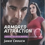 Spotlight & Giveaway: Armored Attraction by Janie Crouch