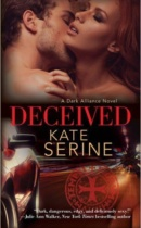 Spotlight & Giveaway: Deceived by Kate SeRine