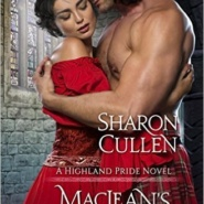 Spotlight & Giveaway: MacLean's Passion by Sharon Cullen