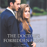 REVIEW: The Doctor's Forbidden Fling by Karin Baine