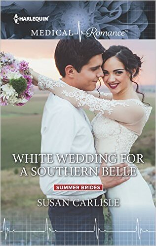 White Wedding for a Southern Belle