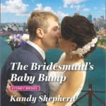 REVIEW: The Bridesmaid's Baby Bump by Kandy Shepherd