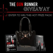 Spotlight & Giveaway: The Gun Runner by Scott Hildreth