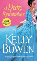 Spotlight & Giveaway: A Duke to Remember by Kelly Bowen