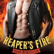 REVIEW: Reaper's Fire (Reapers MC #6) by Joanna Wylde