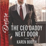 REVIEW: The CEO Daddy Next Door by Karen Booth