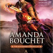 Spotlight & Giveaway: A Promise of Fire by Amanda Bouchet