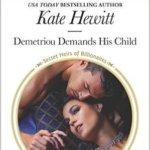 REVIEW: Demetriou Demands His Child by Kate Hewitt