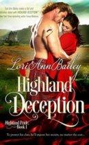 Spotlight & Giveaway: Highland Deception by Lori Ann Bailey