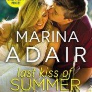 REVIEW: Last Kiss of Summer by Marina Adair