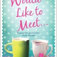 REVIEW: Would Like to Meet by Polly James