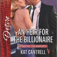 REVIEW: An Heir for the Billionaire by Kat Cantrell