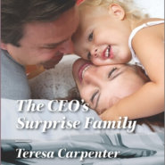 REVIEW: The CEO's Surprise Family by Teresa Carpenter