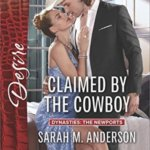REVIEW: Claimed by the Cowboy by Sarah M. Anderson