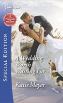 Spotlight & Giveaway: A Wedding Worth Waiting For by Katie Meyer
