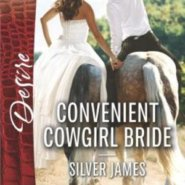 REVIEW: Convenient Cowgirl Bride by Silver James