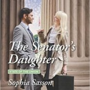 REVIEW: The Senator's Daughter by Sophia Sasson