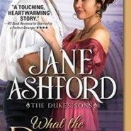 Spotlight & Giveaway: What the Duke Doesn't Know by Jane Ashford