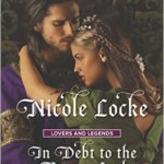 Spotlight & Giveaway: In Debt to the Enemy Lord by Nicole Locke