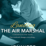 REVIEW: Landing the Air Marshal by Jennifer Blackwood