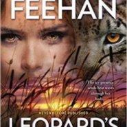 Spotlight & Giveaway: Leopard's Fury by Christine Feehan