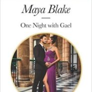 REVIEW: One Night with Gael by Maya Blake